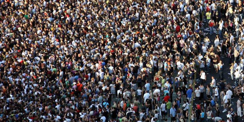 الأمم المتحدة: عدد سكان العالم سيصل لـ 9.7 مليار نسمة