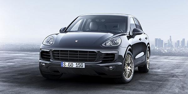 La nouvelle Porsche Platinum Edition disponible en Tunisie pour 284 000 Dt