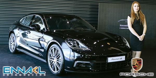 En vidéo : Découvrez la sublime Porsche Panamera, la plus sportive des berlines de luxe