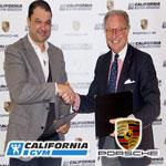 Porsche Tunisie et California Gym Platinum : Quand le haut de gamme automobile s'allie au fitness de luxe