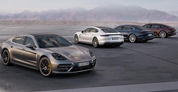 Tous les détails et prix de la gamme Porsche Panamera en Tunisie