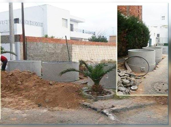 بداية من اليوم : تعويض حاويات الفضلات التقليدية بأخرى تحت الأرض