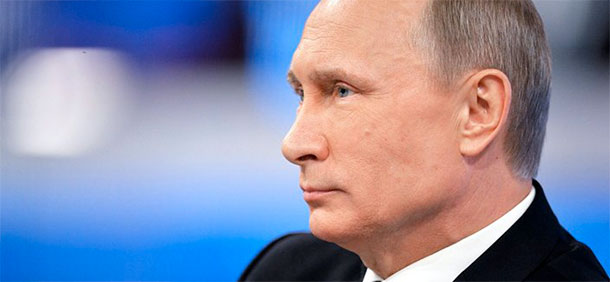 Poutine refuse ''l'hystérie militaire'' pour contrer la Corée du Nord et met en garde contre ''une catastrophe planétaire''