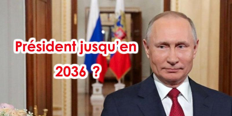 La nouvelle constitution de Poutine validée
