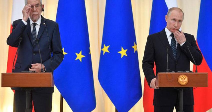 """بوتين يطالب أمريكا إصدار قرار بشأن مستقبل معاهدة """"ستارت الجديدة"""""""
