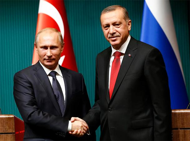 Poutine appellera Erdogan mercredi mais la 'normalisation' des relations prendra du temps