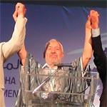 Sans surprise Rached Ghannouchi réélu à la présidence d'Ennahdha