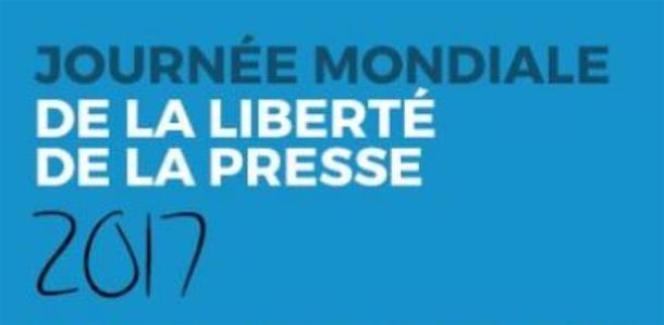 Célébration mercredi de la Journée mondiale de la liberté de la presse