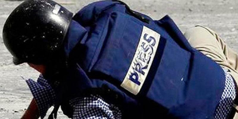 Les agressions les plus graves enregistrées en avril contre les journalistes, selon le SNJT
