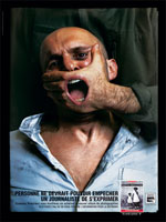 Halte aux agressions contre les journalistes