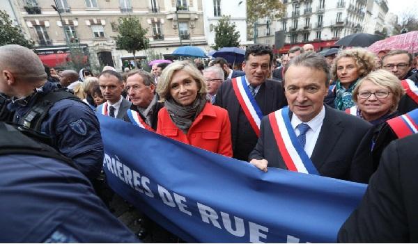 La proclamation d'« Allahou Akbar » face à « l'hymne de la Marseillaise » à Clichy