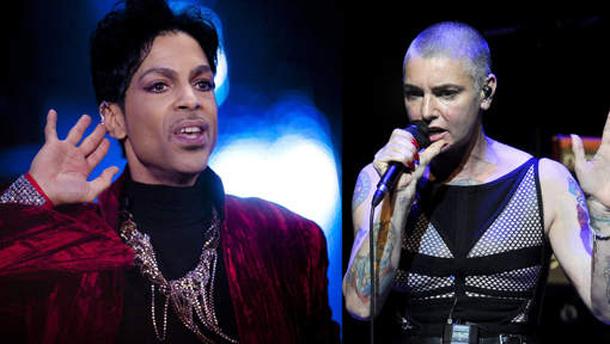 Un acteur accusé d'avoir fourni de la drogue à Prince poursuit Sinead O'Connor