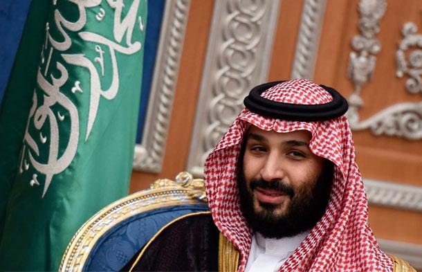 Le guide suprême iranien ''nouveau Hitler'', dit le prince héritier saoudien
