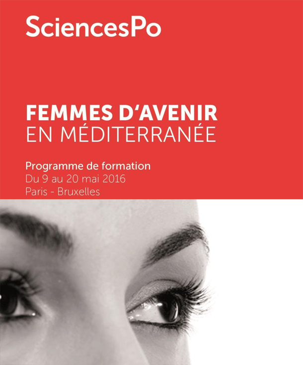 FAM, un programme unique au profit des jeunes femmes issues de la rive sud de la Méditerranée