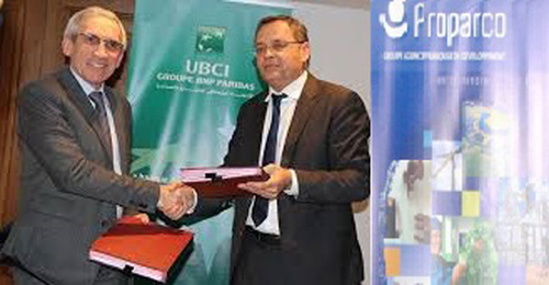 L'UBCI et PROPARCO signent une ligne de crédit de 30 millions D'euro pour soutenir le développement des entreprises Tunisiennes