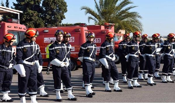 Chahed inaugure l'école nationale de la protection civile