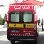 الحماية المدنية تتمكن من السيطرة على حريق بالمستودع الديواني بالذهيبة
