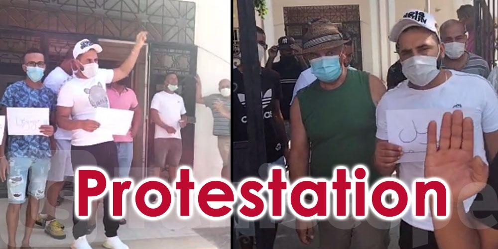 A Cebbala, des protestataires réclament le départ du délégué