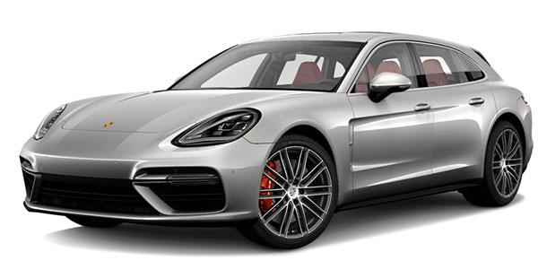 Découvrez la Porsche Panamera en version Sport Turismo
