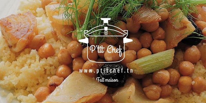 Ptitchef.tn pour commander des plats faits maison cuisinés par des passionnés