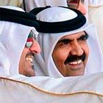 أمير قطر يجتمع بالأسرة الحاكمة وسط أنباء عن تسليمه للسلطة