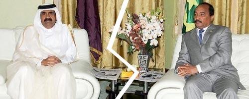 Принц Катара почти вернулся в Мавританию?