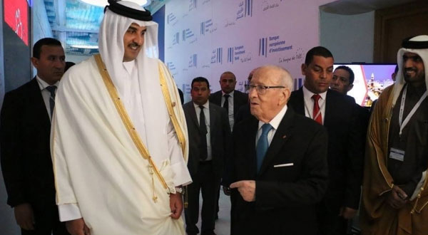 مليار دولار قيمة الاستثمارات القطرية في تونس خلال 3 سنوات