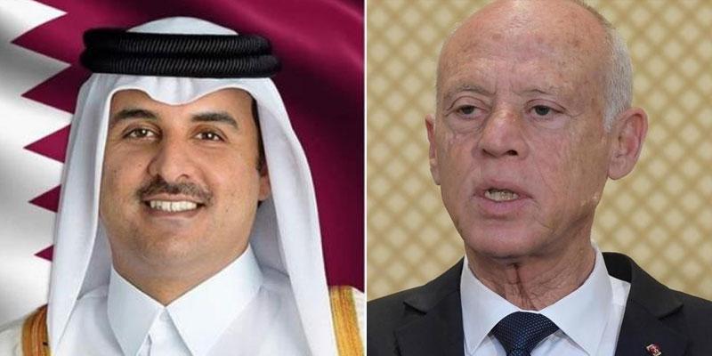 L'Emir du Qatar en visite officielle en Tunisie les 24 et 25 février