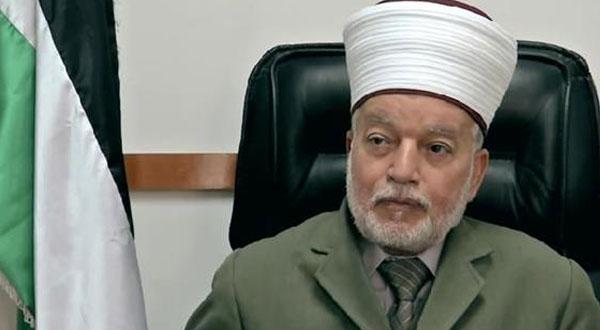 مفتي القدس يحذر إيران وميليشيا الحوثي من استفزاز المسلمين