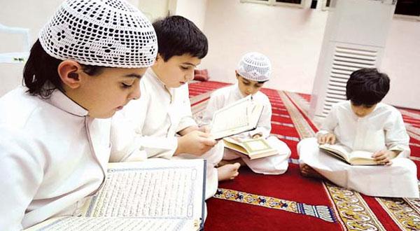 وزارتا الشؤون الدينية والتربية تشرفان على برنامج تحفيظ القرآن الكريم في عطلة الصيف
