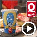 En vidéo : Ouverture du premier Quick à Carrefour