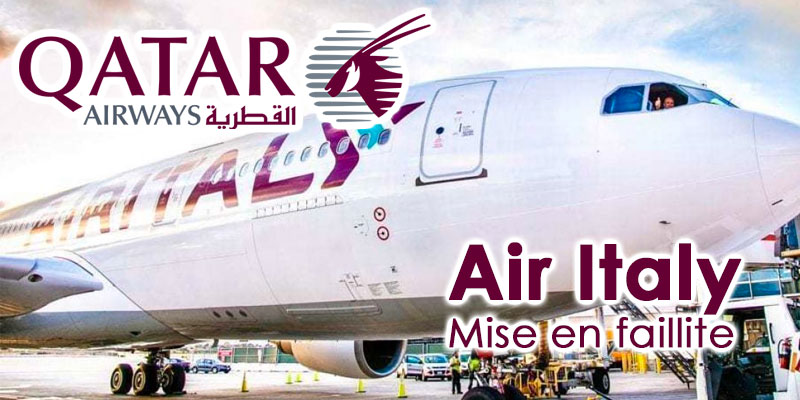 Achetée par Qatar Airways, Air Italy risque la faillite