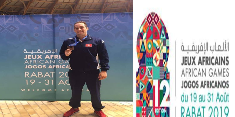 الألعاب الإفريقية بالمغرب: السباح التونسي وسيم اللومي يحصد الميدالية البرنزية