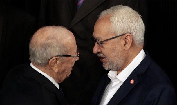 Rached Ghannouchi réagit aux propos de Béji Caid Essebsi