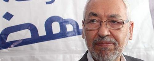 R.Ghannouchi : ''Ennahdha tire sa force de Dieu le tout Puissant''