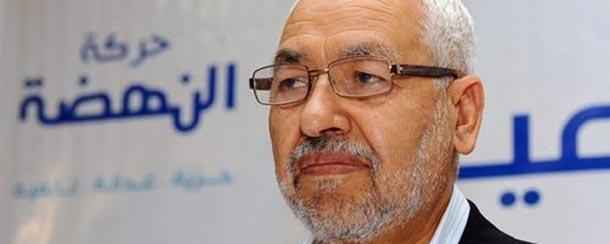 Rached Ghannouchi : Tout projet non réformiste qui vise un parti politique précis n'a pas d'avenir