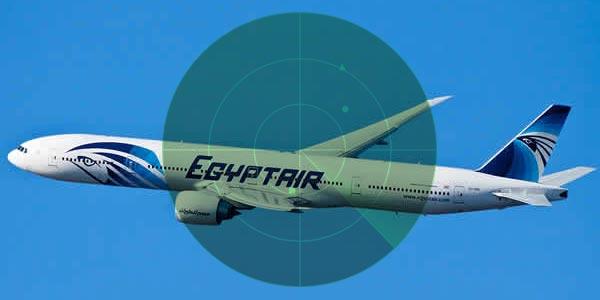 Disparition du vol EgyptAir Paris-Le Caire avec 66 personnes à bord