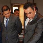 مهدي جمعة و مراد الصقلي يزوران مقرّ الإذاعة التونسيّة