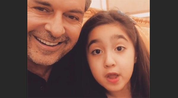 بالفيديو: طفلة تعتذر من راغب علامة.. والسبب فاجأ الجميع!