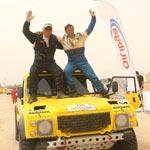 Résultats et Bilan du Rallye OiLibya de Tunisie 2010