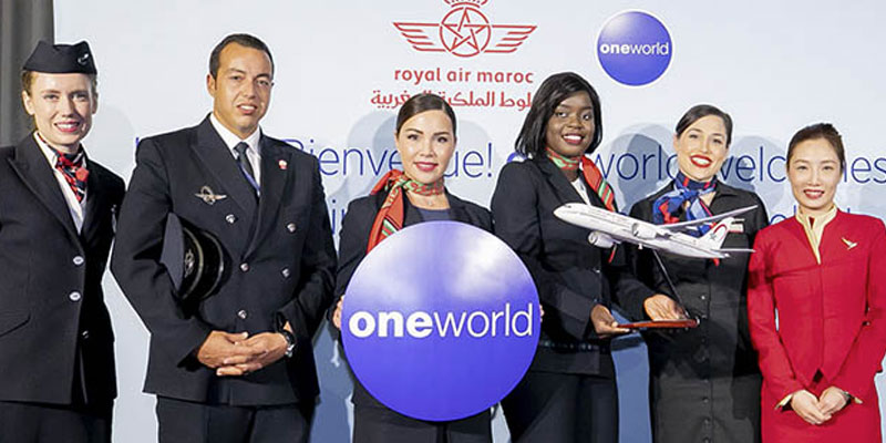 Royal Air Maroc devient membre officiel de l'Alliance Oneworld