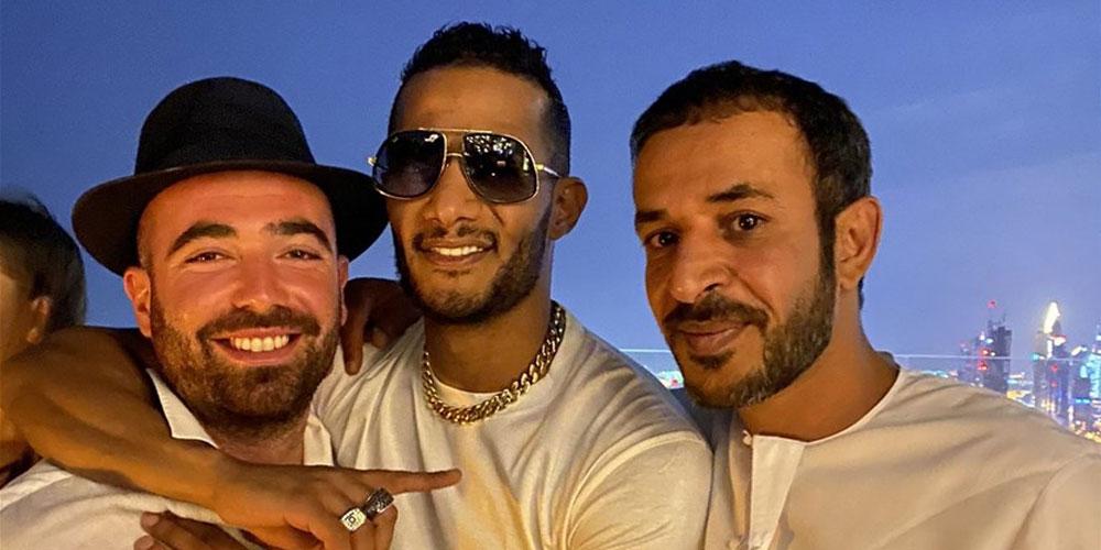 احتضن مغني إسرائيلي.. هكذا ردّ محمد رمضان على الانتقادات