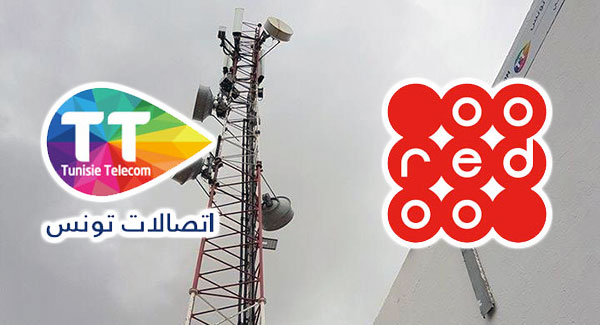 Ooredoo et Tunisie Telecom partagent leur infrastructure أ Siliana