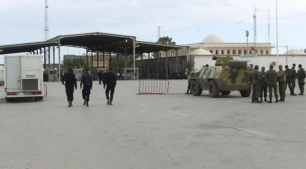 خبراء امركيون يركزون منظومة مراقبة على الحدود التونسية الليبية