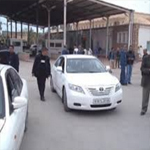 جيش البر يوقف 3 أشخاص قادمين من ليبيا في راس جدير
