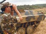 L'armée algérienne poursuit des terroristes à la frontière avec la Tunisie.