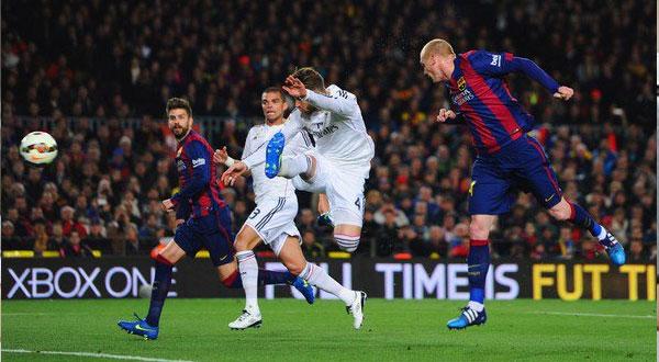 """الاتحاد الإسباني ينصف ريال مدريد ويشعل المنافسة بـ""""كلاسيكو الأرض"""""""