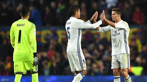 ريال مدريد يواصل حملة ''تجديد العقود''