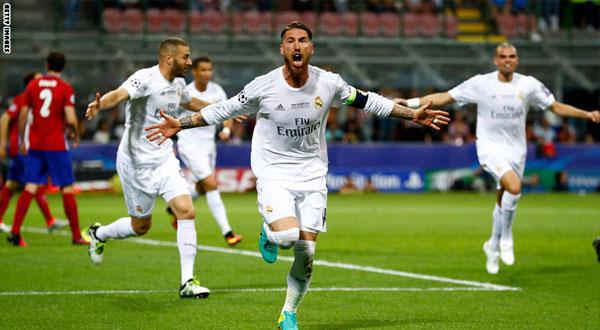 ريال مدريد بطل الأبطال
