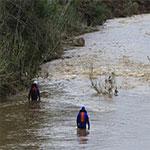 Un cadavre emporté par les torrents boueux retrouvé au Kef